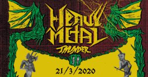 HEAVY METAL THUNDER FESTIVAL vol. 2