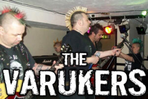 THE VARUKERS + The Pirates of the Pubs + V.V.U. + Brunnfield